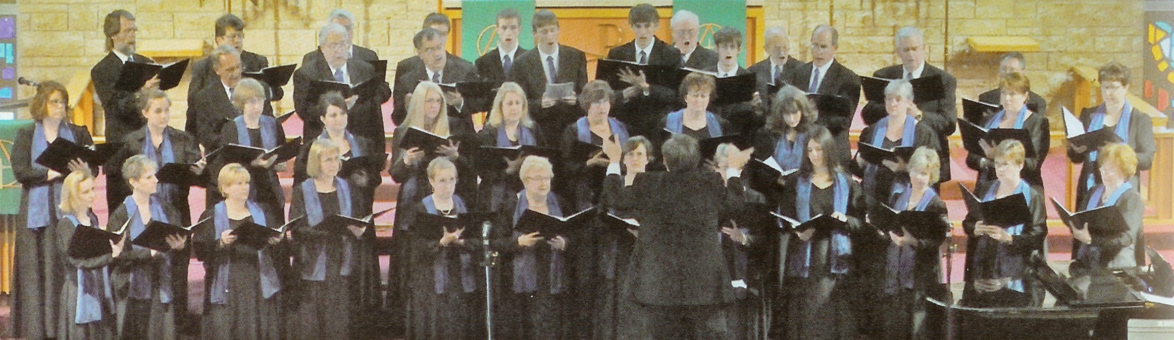 RiverChor, Clinton Iowa's Community Choir