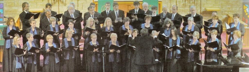 RiverChor, Clinton Iowa's Community Choir